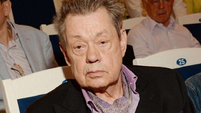 Помер актор Микола Караченцов