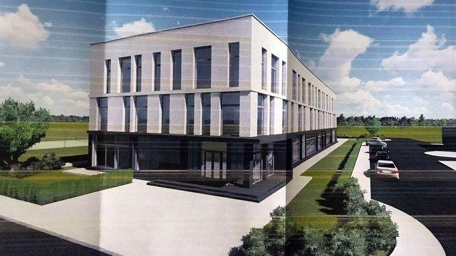 На Майорівці у Львові збудують офісний центр