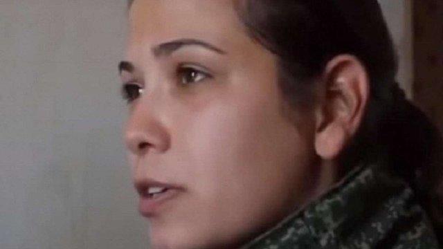Проти України на Донбасі воює сербська черниця, яка відсиділа за наркотики