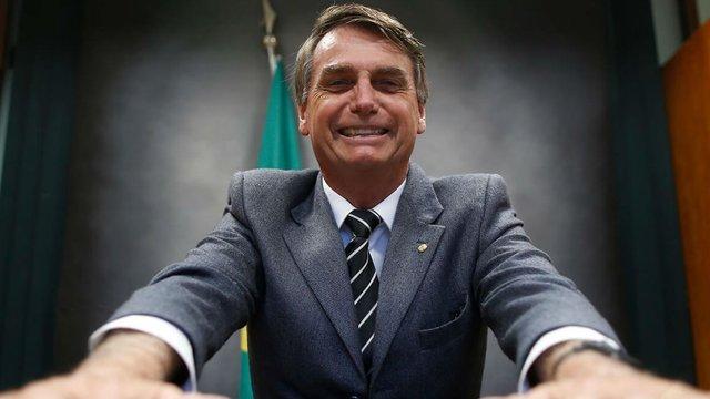 Президентом Бразилії став ультраправий кандидат Болсонару