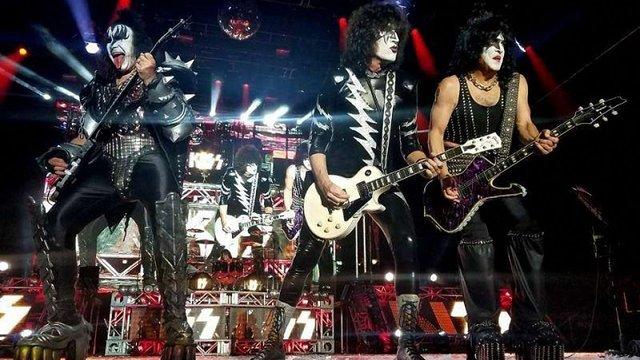 В Україні виступить легендарний американський рок-гурт Kiss