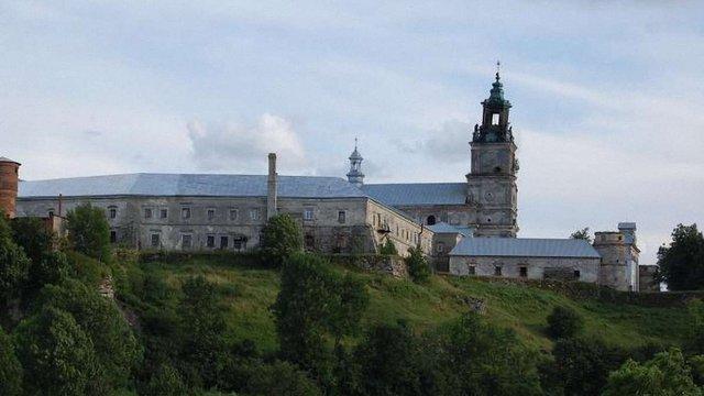 Монастир студитів у Підкамені відреставрують за 28,6 млн грн