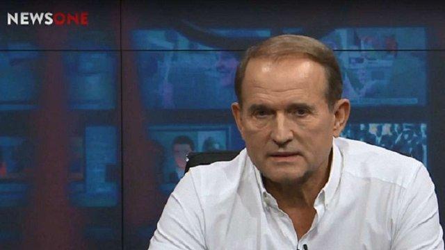 Високопосадовці часів Януковича з'їхалися до Медведчука напередодні продажу NewsОne
