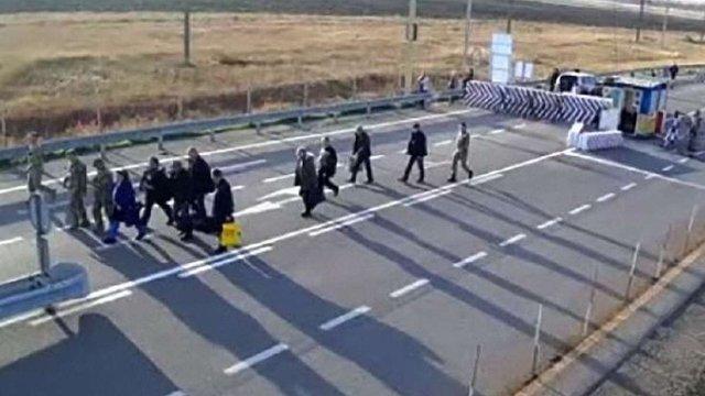 Сімох українських моряків обміняли на членів екіпажу судна «Норд»