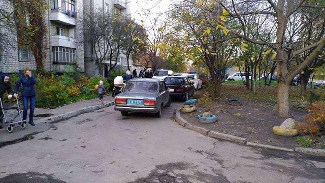 У Львові під час сімейного конфлікту 21-річний син ножем убив батька