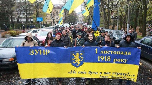 1 листопада у Львові ситуативно перекриватимуть рух транспорту через студентську пішу ходу