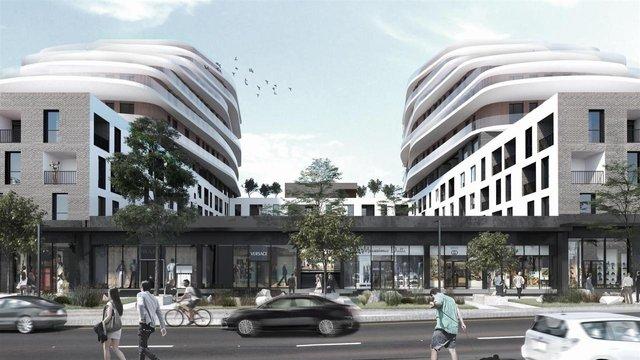 Львівська мерія дозволила будівництво житлово-офісного комплексу на вул. Зеленій