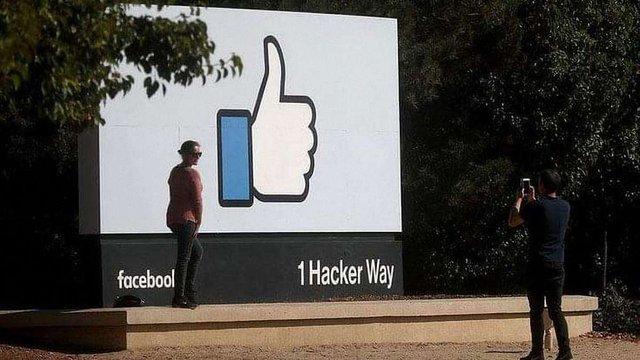 Хакери викрали дані 47 тисяч українських користувачів Facebook