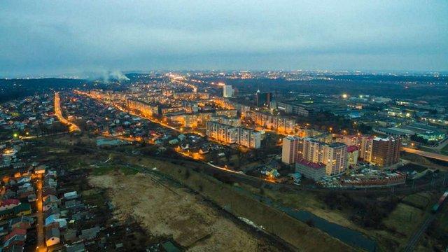 Львівська мерія погодила будівництво дороги з Левандівки на Рясне