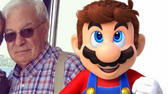 У США помер прототип героя культової гри Super Mario