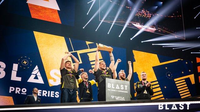Українські кіберспортсмени перемогли на міжнародному турнірі з Counter-Strike
