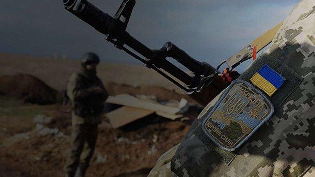 На Донбасі загинув український військовий, ще двох було поранено