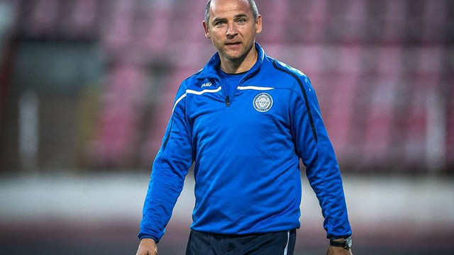Український тренер виграв чемпіонат Латвії з футболу