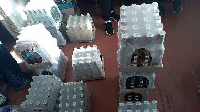 Біля Червонограда викрили гуральню з виробництва підробленої горілки