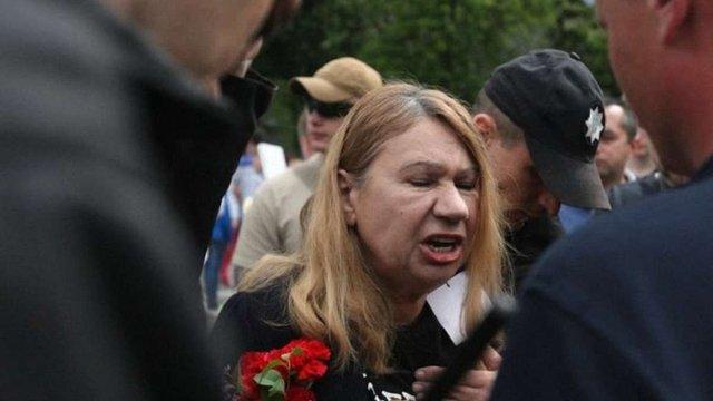 СБУ провела обшук у матері загиблої екс-«регіоналки» Бережної та екс-заступниці Черновецького