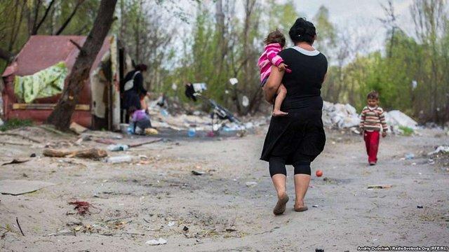 ЄСПЛ визнав українську владу винною у погромі ромського табору на Одещині