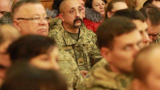 У Львові для ветеранів АТО організують співбесіди з роботодавцями