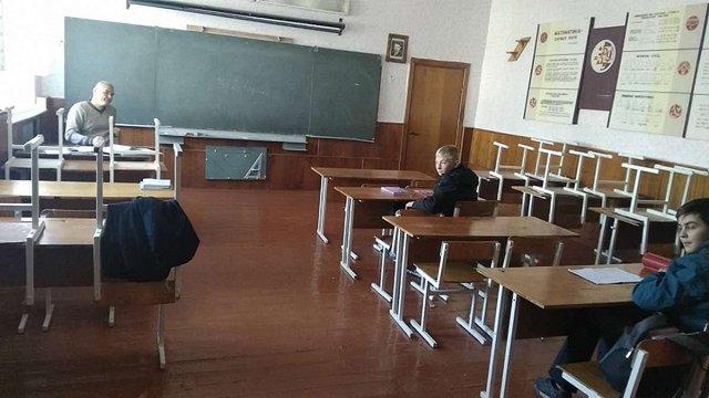 У селі на Волині батьки масово не пустили своїх дітей до школи