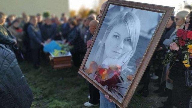 У Херсоні поховали активістку Катерину Гандзюк
