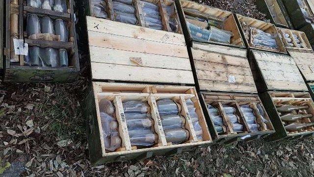 Поліція і СБУ викрили спробу вивезти з Донбасу п'ять тонн боєприпасів