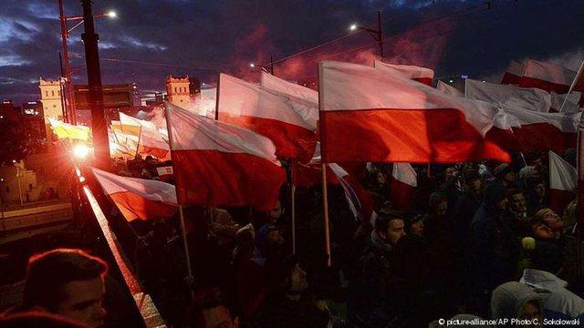 Польський суд скасував заборону на проведення маршу націоналістів у Варшаві