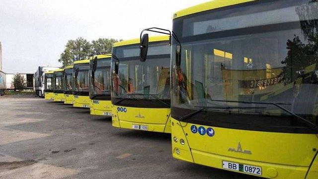 Львівське  АТП-1 запрошує на роботу водіїв на нові автобуси