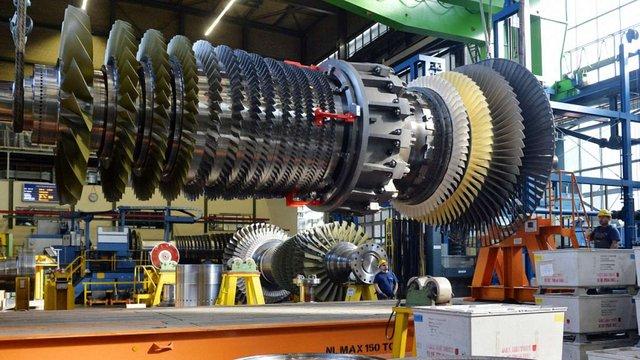 Турбіни Siemens стали причиною нової аварії в анексованому Криму