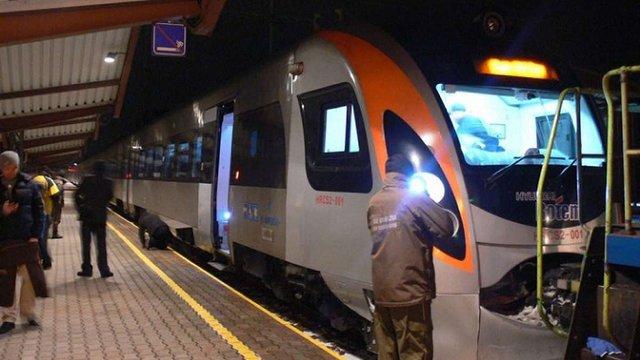 Через ремонт колії в Польщі потяг Інтерсіті №715 курсуватиме тільки до Львова