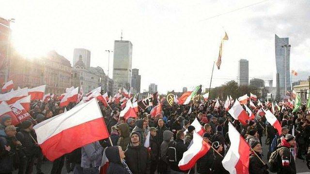 Польща святкує 100-річчя відновлення незалежності