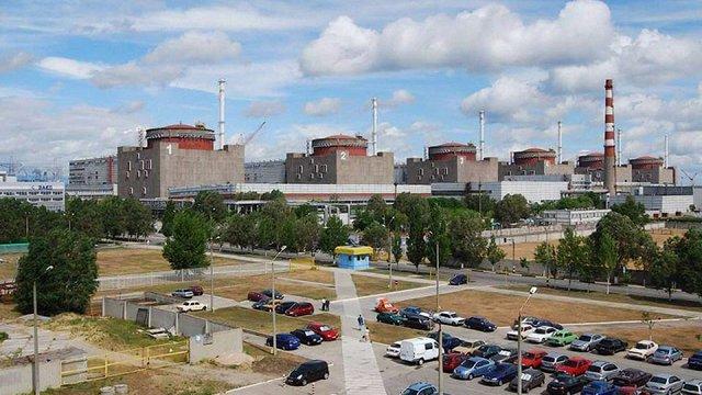 На Запорізькій АЕС відключили 6-й енергоблок на плановий ремонт