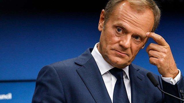 Голова Європейської Ради назвав чинних лідерів Польщі «сучасними більшовиками»