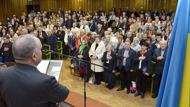 У Львові відзначили 25-річчя суспільно-культурного товариства «Любачівщина»