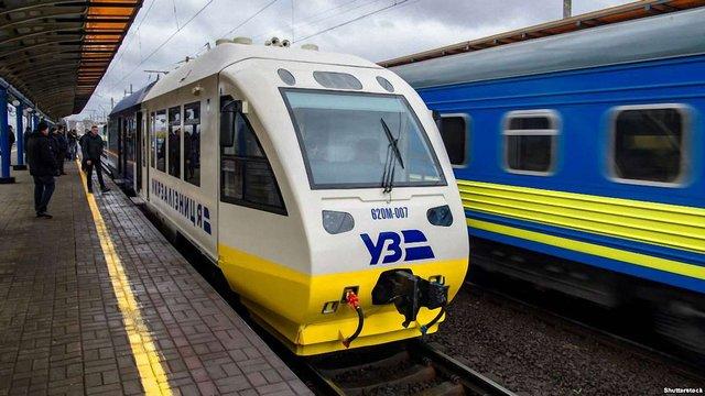 Користувачі Facebook обрали назву для потяга до аеропорту «Бориспіль»