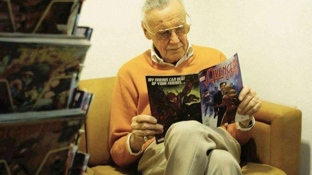 Помер творець коміксів Marvel  Стен Лі