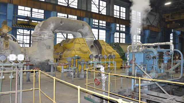 Енергонезалежність і потужність: на Добротвірській ТЕС запустили турбогенератор №6 після ремонту