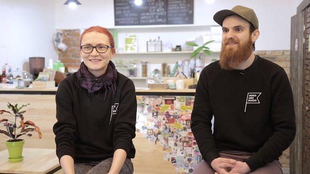 Львівське кафе увійшло до списку найкращих веганських закладів світу