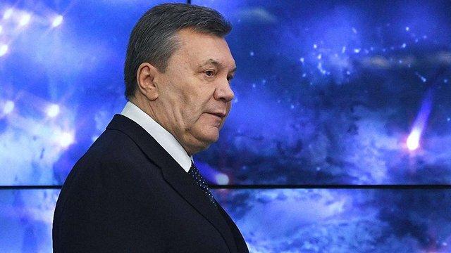 Віктор Янукович потрапив до лікарні у Москві