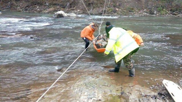 У горах Сколівського району із 20-метрового обриву впав 43-річний чоловік