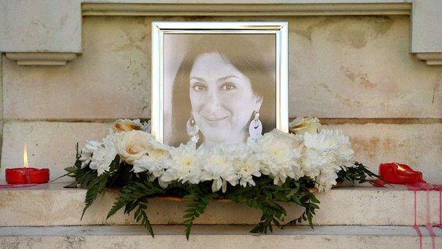Поліція встановила організаторів вбивства журналістки, яка писала про панамські офшори
