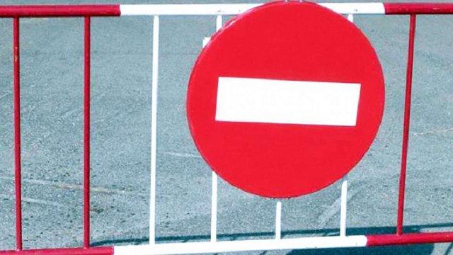 Відсьогодні на частині вул. Тракт Глинянський до 27 листопада обмежать рух транспорту