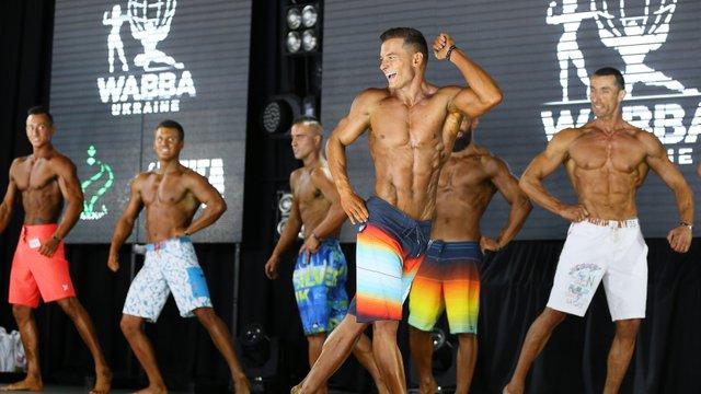 Близько 150 спортсменів взяли участь у чемпіонаті України з бодібілдингу у Львові