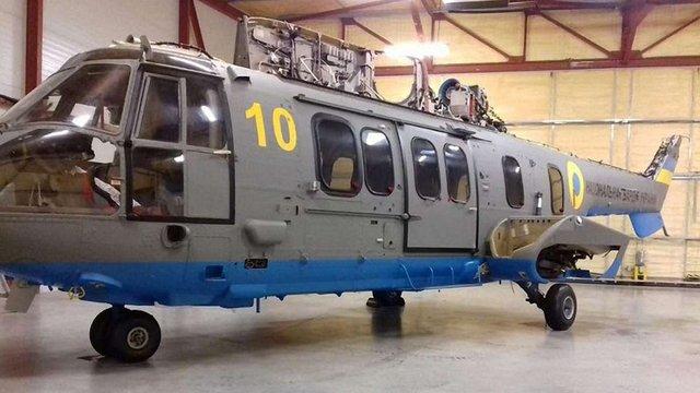 Голова МВС показав фото французьких гелікоптерів Airubus, які передадуть Україні