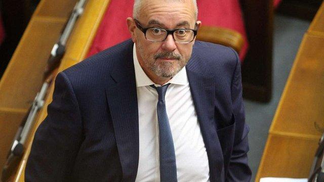Верховна Рада відмовилась зняти недоторканність з депутата Станіслава Березкіна