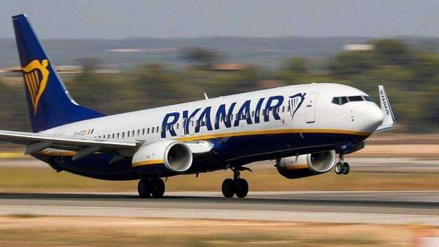 Ryanair відкрив п'ять нових маршрутів з Києва за ціною від 5 євро
