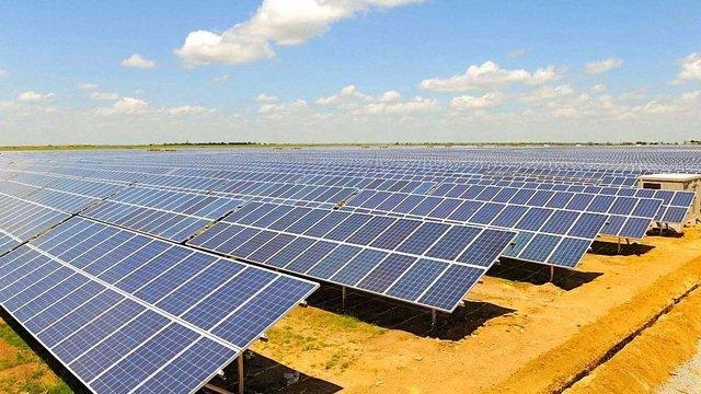 ЄБРР припинив кредитувати проекти з сонячної енергетики в Україні