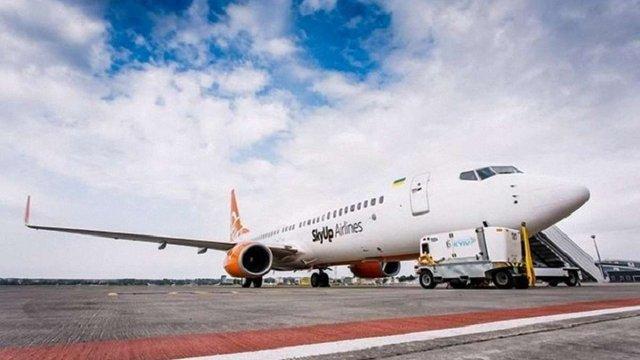 Лоукостер SkyUp запустив продажі квитків на внутрішні авіарейси по Україні