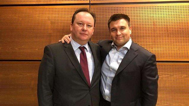 Голова МЗС заступився за постпреда України при ОБСЄ Ігоря Прокопчука