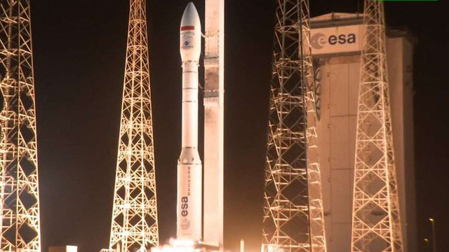 Ракета-носій з українським двигуном успішно стартувала в Південній Америці