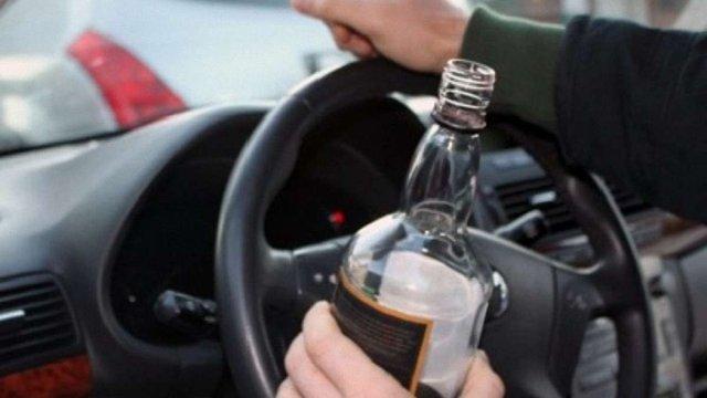 Верховна Рада збільшила штраф за нетверезе водіння до 51 тис. грн