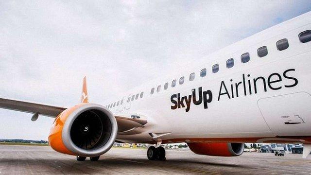 SkyUp оголосила про нові міжнародні рейси влітку 2019 року